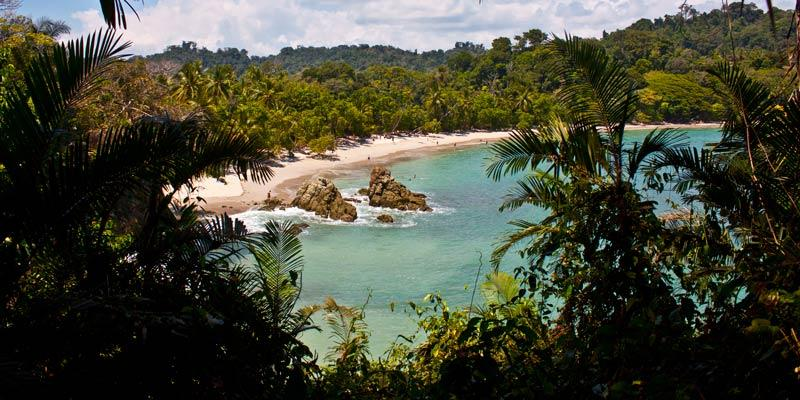 Manuel Antonio National Park by Martin Garrido