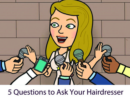 Hairdresser questions