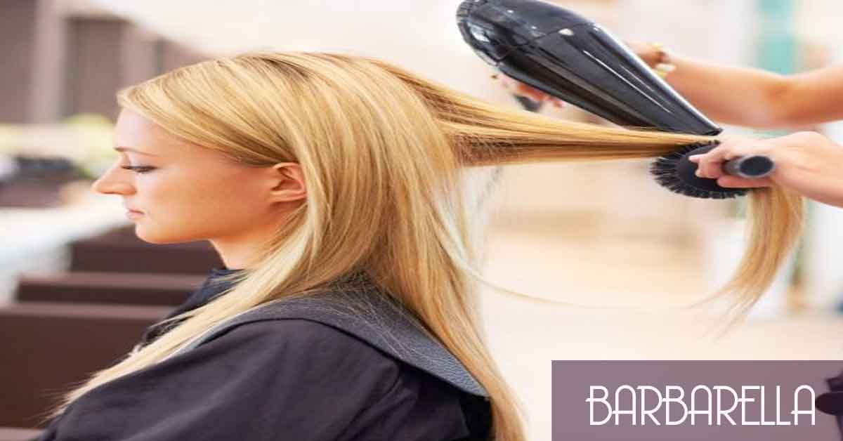 Three Reasons to Blow-Dry Hair