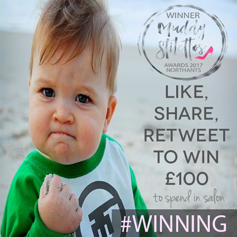 Win a £100 Voucher