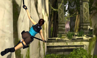 Lara Croft Relic Run, Serba Kepepet Nan Bikin Greget