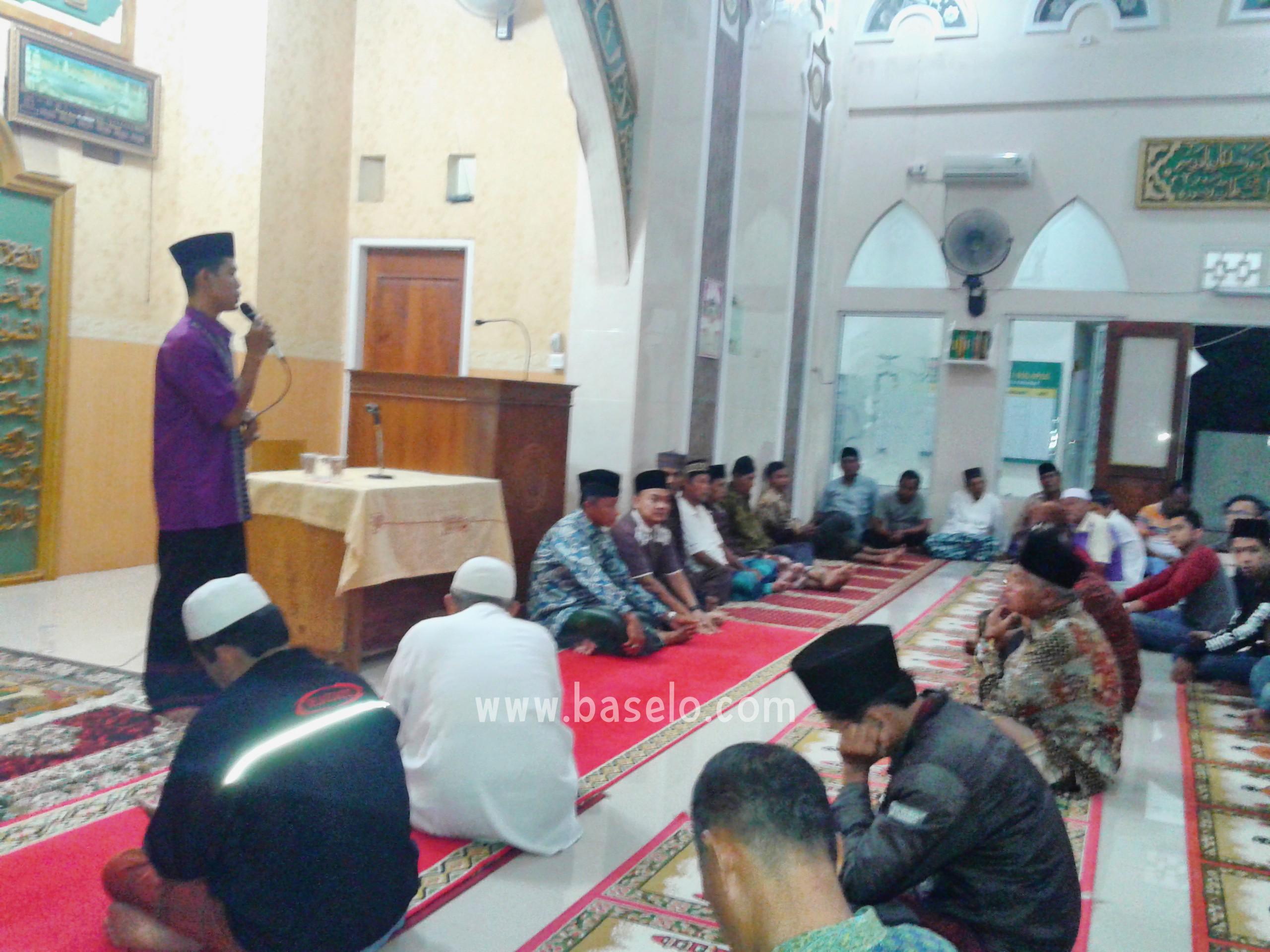 Masjid Raya Al Furqan Dikunjungi Tim Safari Ramadhan Sikapak