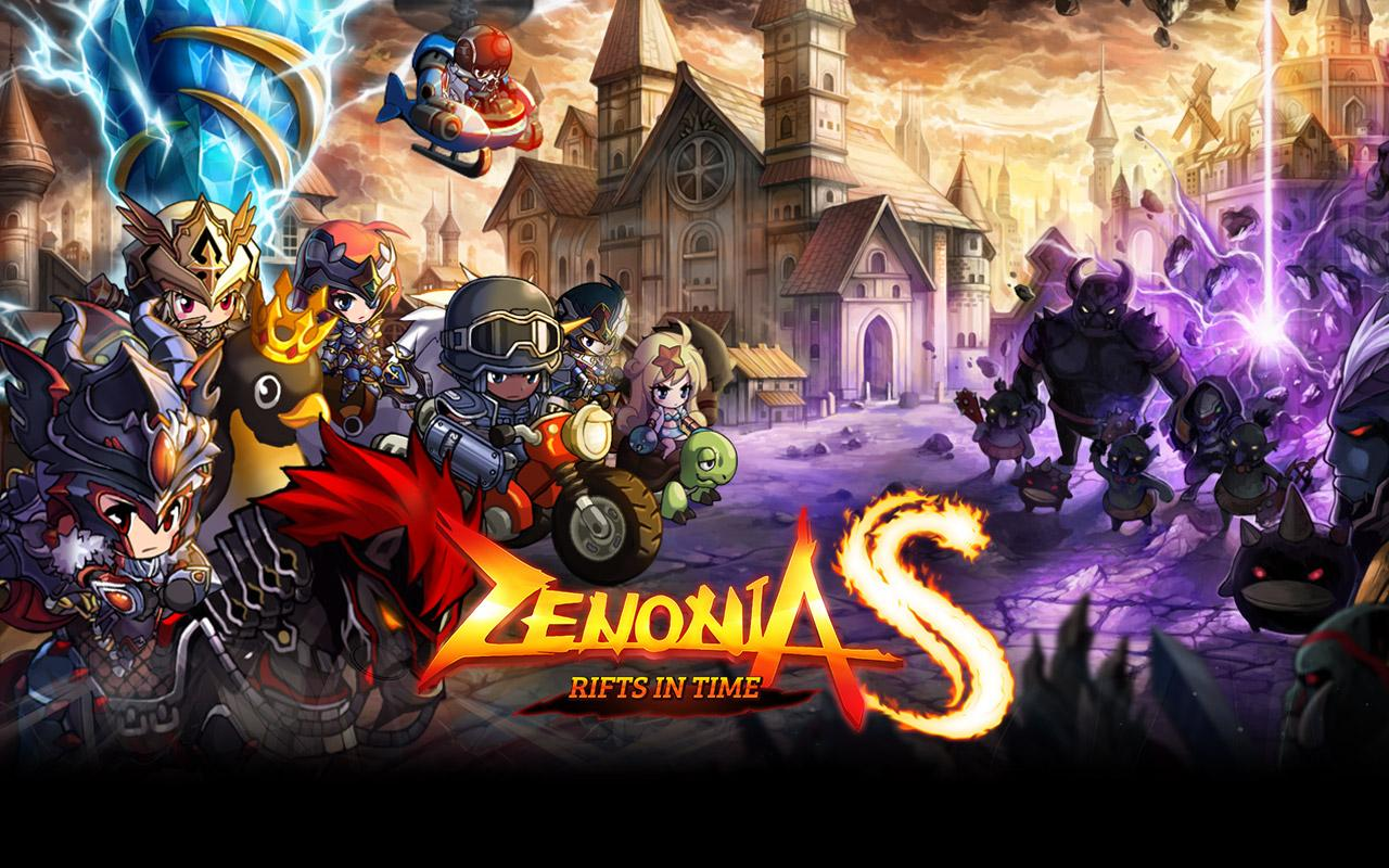 Review Zenonia S Rifts In Time