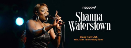 6/04: Shanna Waterstown — Blues from USA
