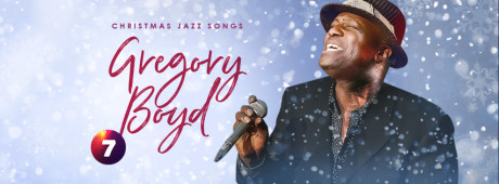 6/01: Christmas Jazz Songs with Gregory Boyd