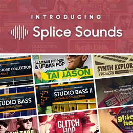 Intro splice sounds