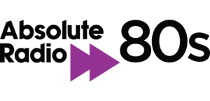 Absolute Radio 80s logo