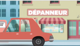 Le Depanneur Cafe Paris