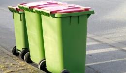 tri poubelle jaune