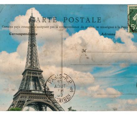 test Comment écrire une carte postale à des amis
