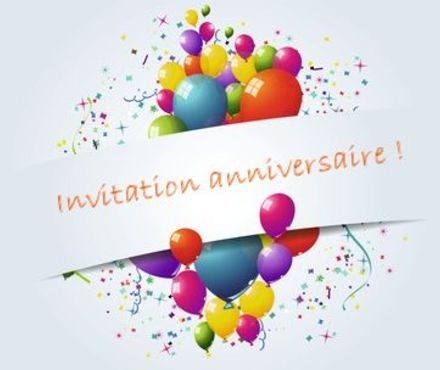 modele d invitation pour anniversaire id e modele carte d invitation pour anniversaire a voir. Black Bedroom Furniture Sets. Home Design Ideas