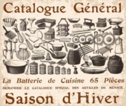 Savoir analyser et comprendre l 39 image publicitaire d 39 un - Ustensiles de cuisine vocabulaire ...