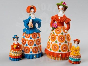 Figurine de Dymkovo