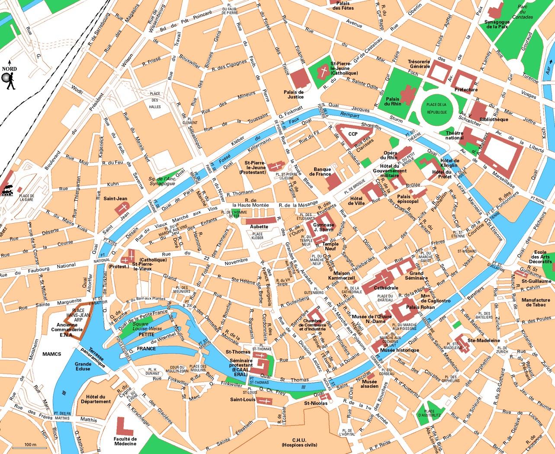 plan c Strasbourg