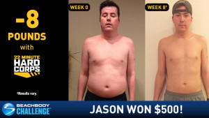 22 Minute Hard Corps Results: This New Dad Got Back in Shape in 8 Weeks