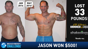 Hammer and Chisel Results: This Police Officer Lost 33 Pounds and Won $500