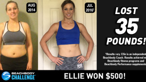 Beachbody Results: This Mom Lost 35 Pounds and Won $500!