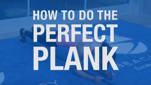 How To Do The Perfect Plank | BeachbodyBlog.com
