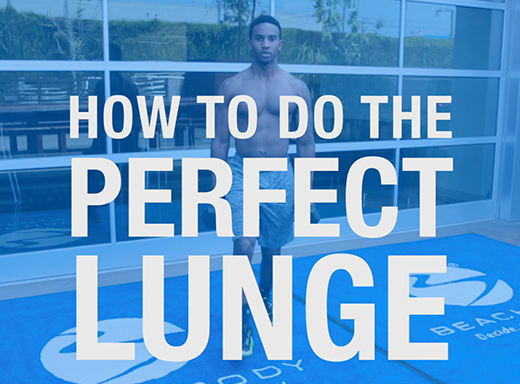 How to Do a Forward Lunge | BeachbodyBlog.com