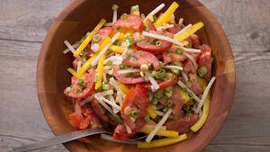 Summer Tomato Salad FIXATE