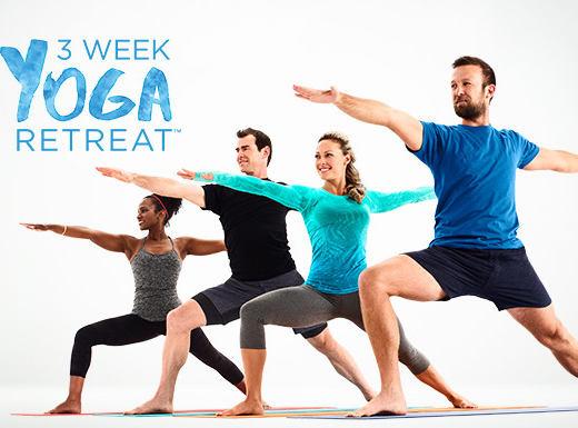Announcing 3 Week Yoga Retreat! | BeachbodyBlog.com