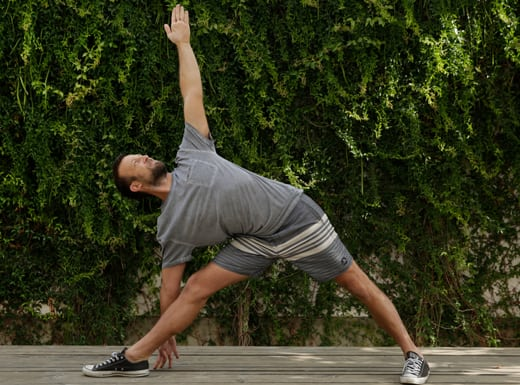 5 Standing Poses for Core Strength