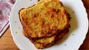 Cauliflower Toast Recipe