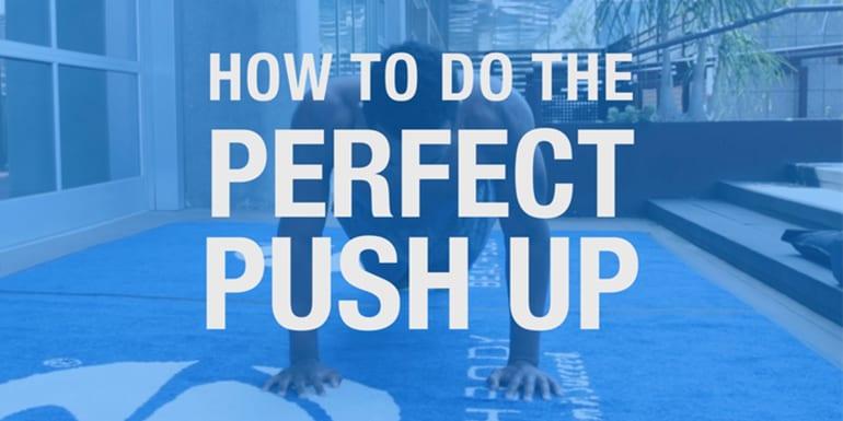 How to Do the Perfect Push-Up | BeachbodyBlog.com