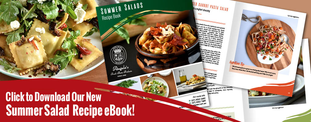Summer Salads eBook