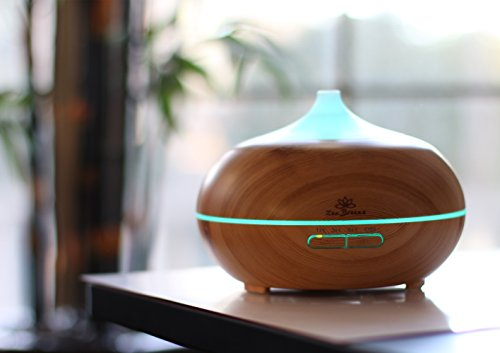 Zen-Breeze-Essential-Oil-Diffuser-2016-Model-Aroma-Humidifier-14-Color-Shades-Best-Wood-Grain-Ultrasonic-Whisper-Quiet-Cool-Mist-Aromatherapy-0-6