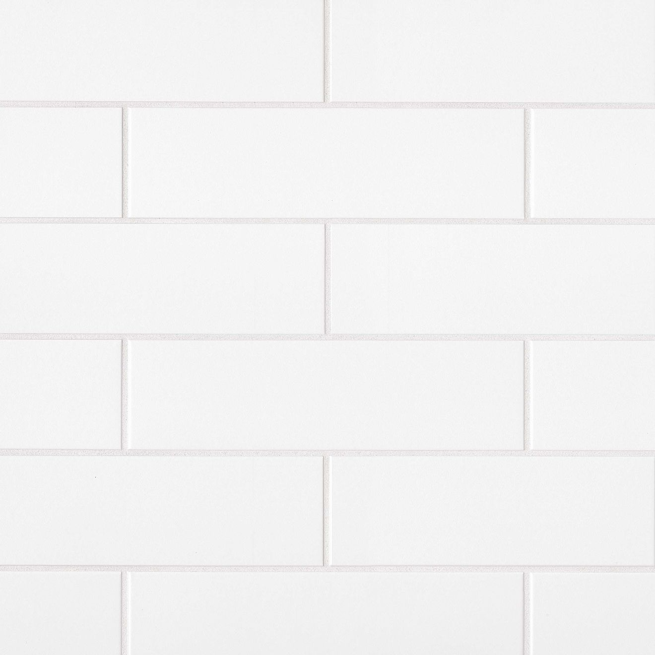 """Shop Traditions 4"""" x 16"""" Wall Tile in Ice White from Bedrosians on Openhaus"""