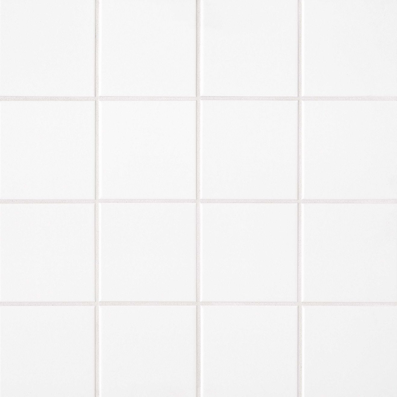 Traditions 6 X Wall Tile In Ice White