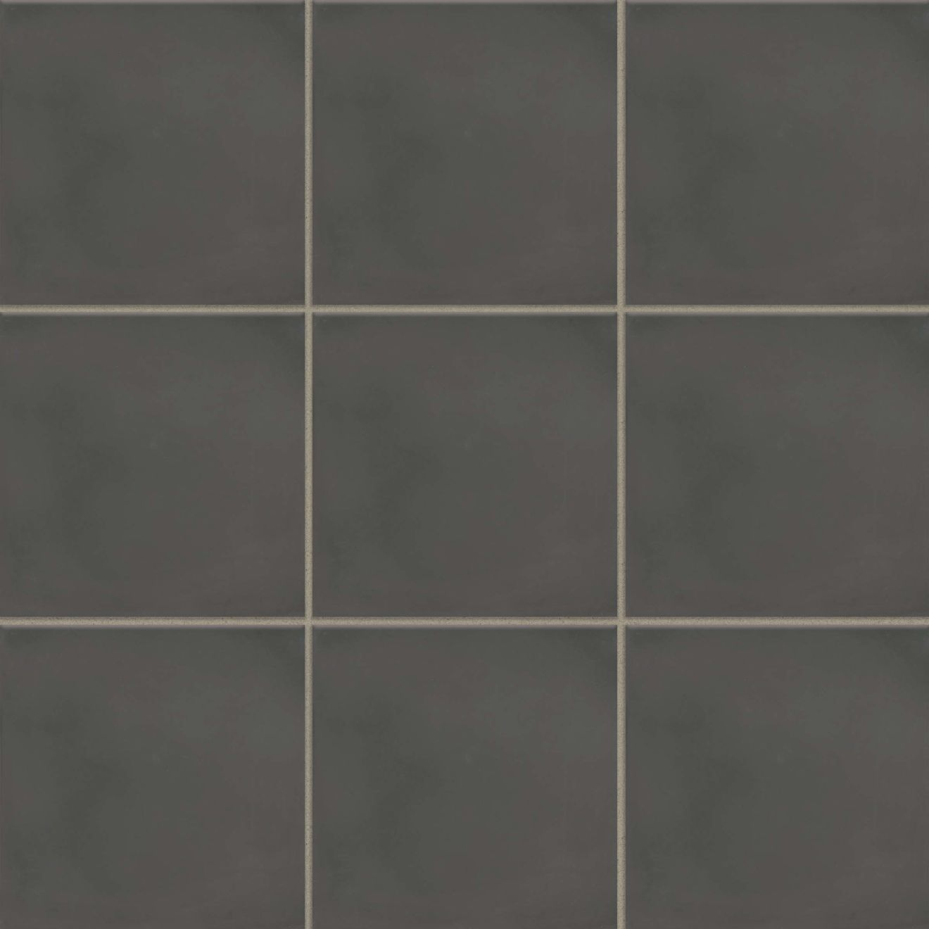 Remy 8 X 8 X 58 Floor And Wall Tile In Charcoal