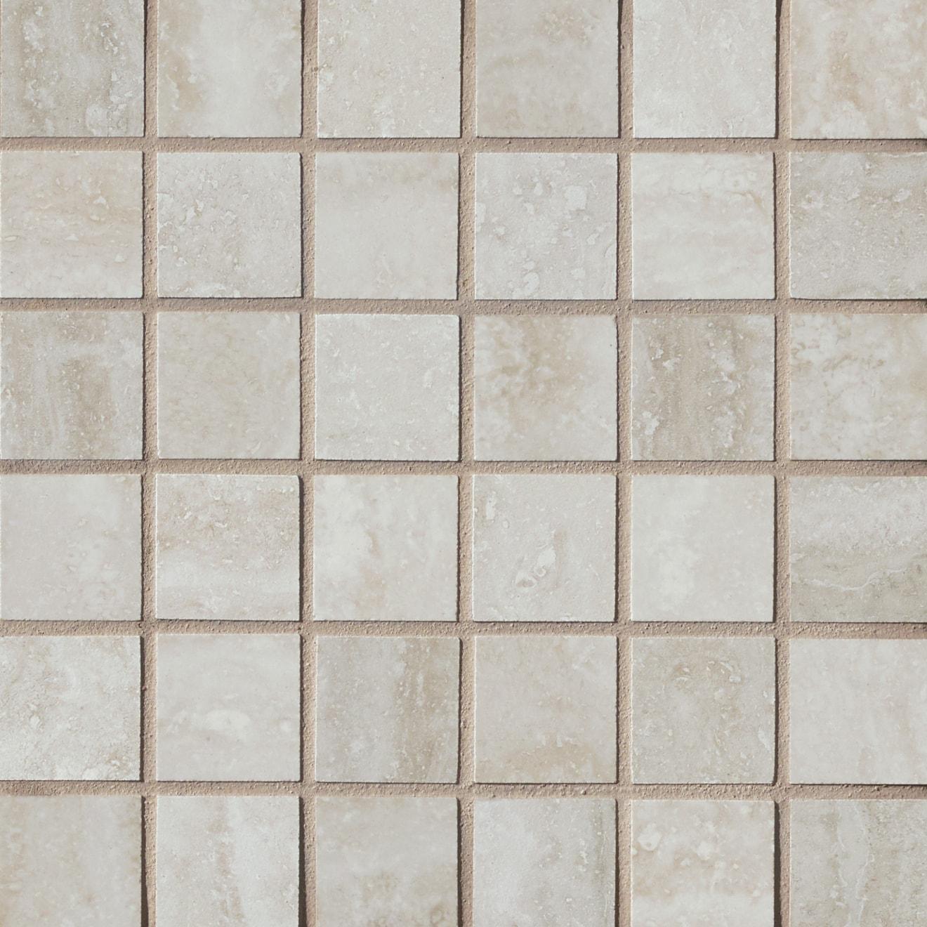Phoenix 1 916 X 1 916 Floor Wall Mosaic In Silver