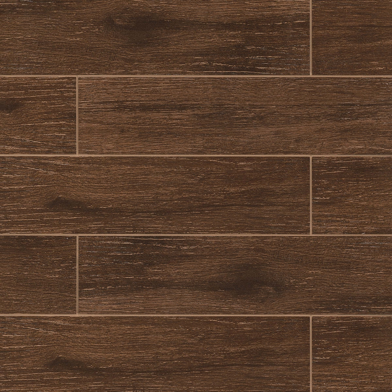 Prestige Collection 6 X 24 Floor Wall Tile In Walnut