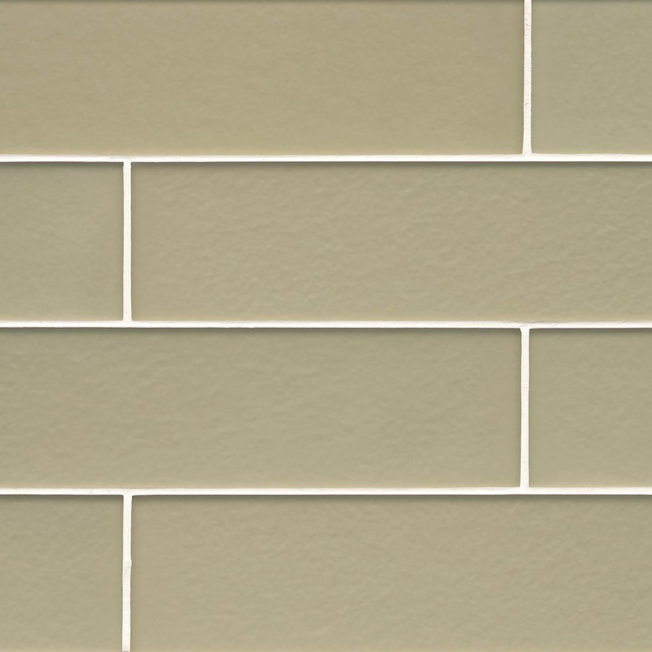 "Bedrosians  Manhattan Series 4"" x 16"" Tile in Pistachio"