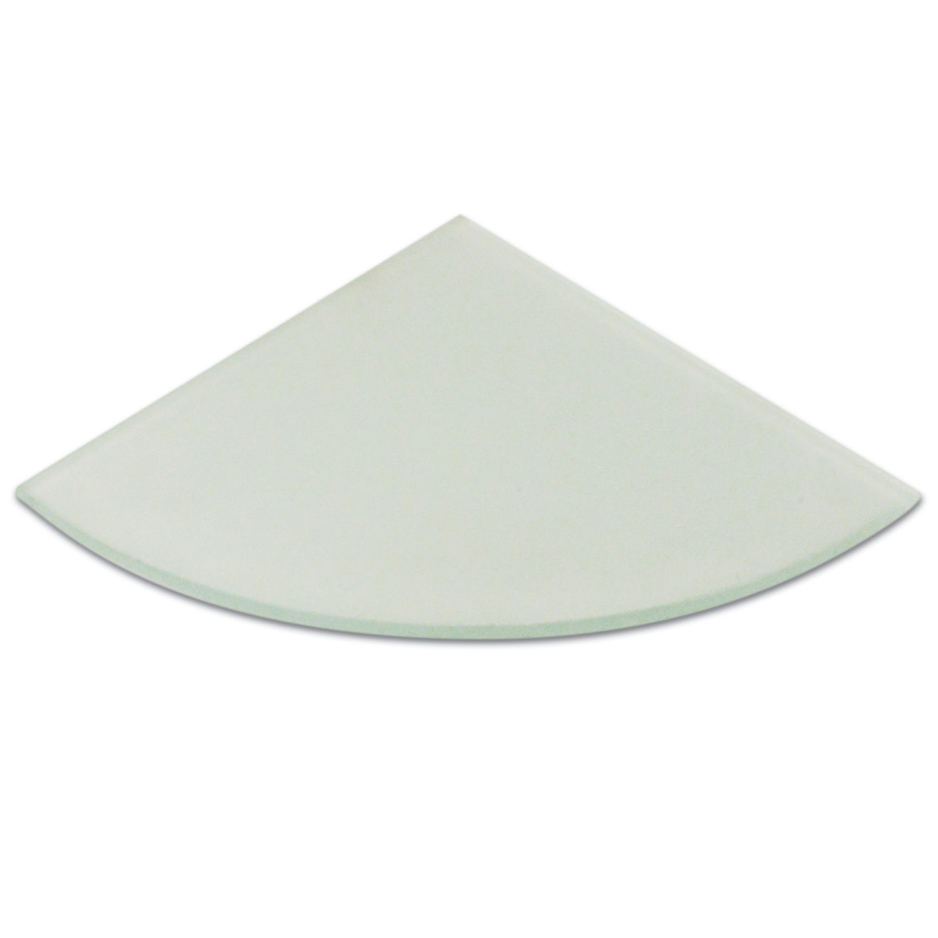 Accessories Trim in Frosted Glass