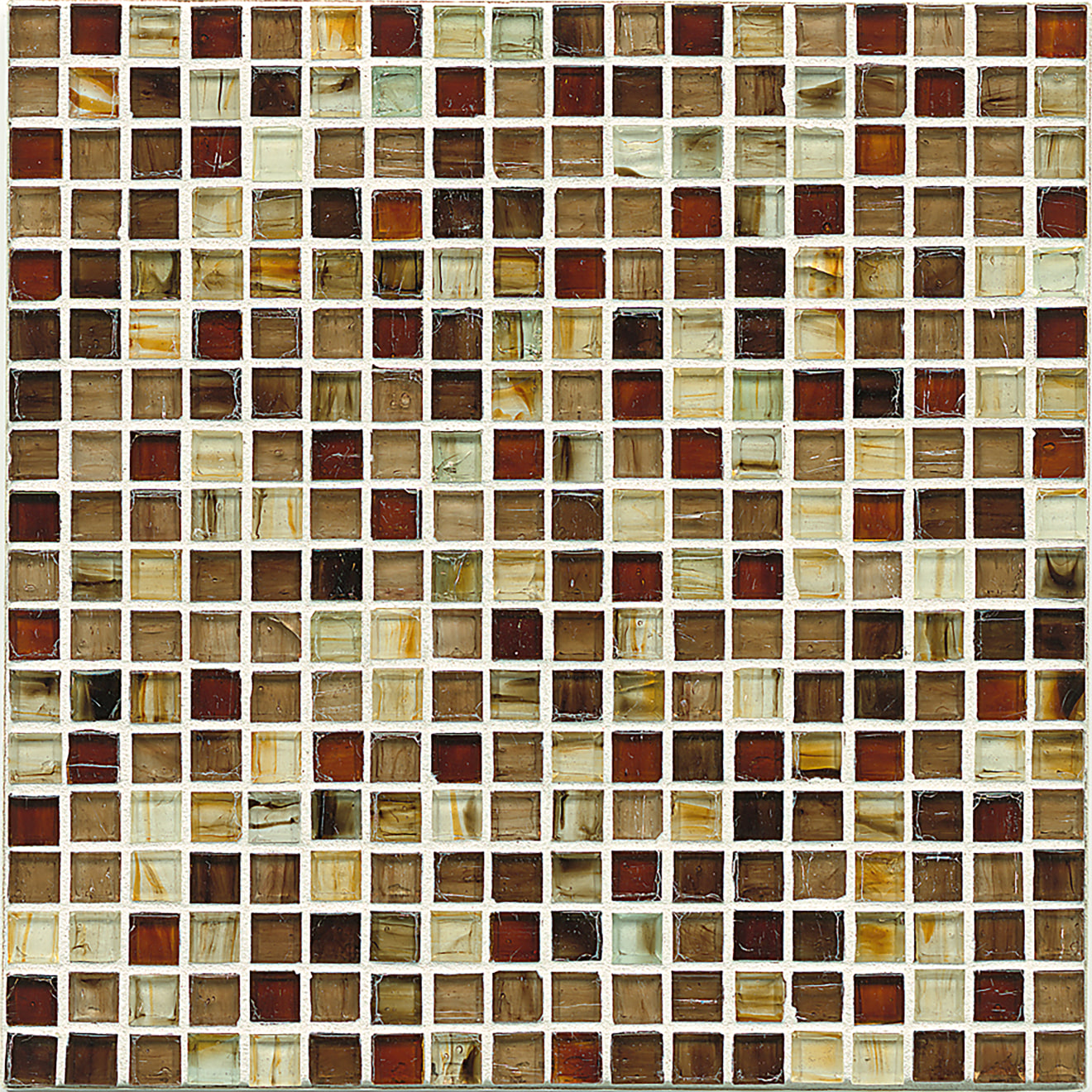 Fusion Floor & Wall Mosaic in Maharaja