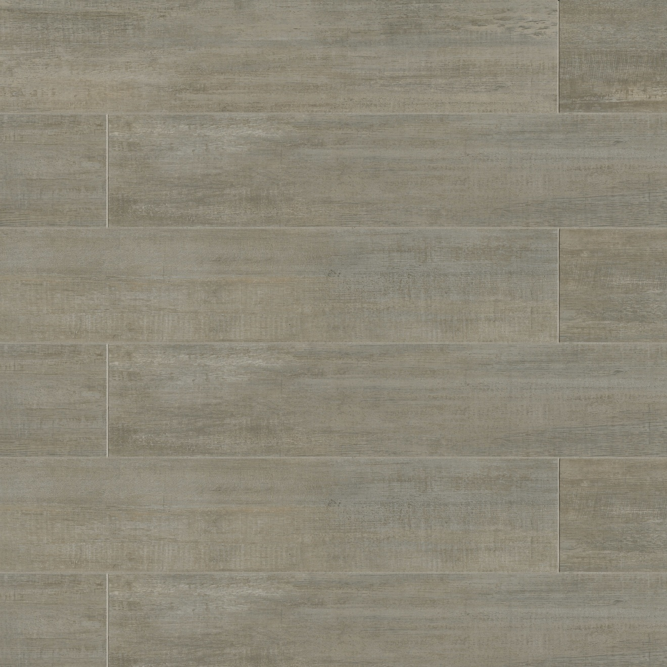 "Barrique 8"" x 40"" Floor & Wall Tile in Gris"
