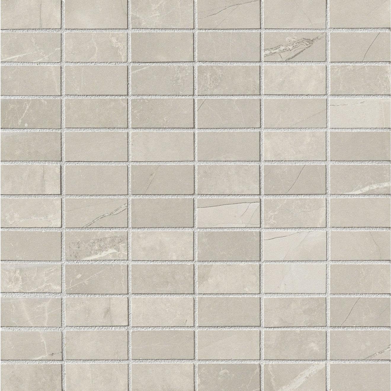 Pulpis Floor & Wall Mosaic in Grigio
