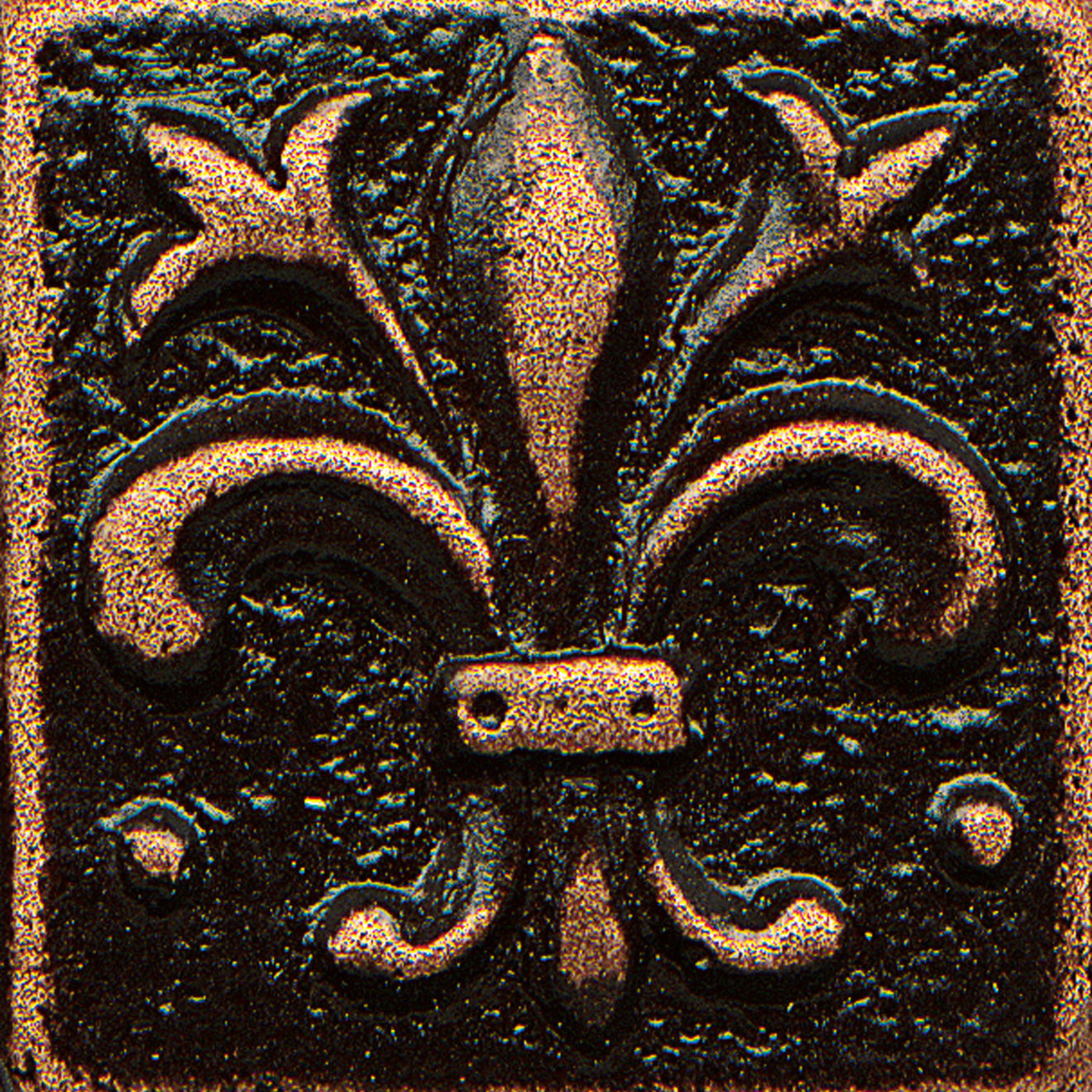 "Ambiance 1"" x 1"" Trim in Venetian Bronze"