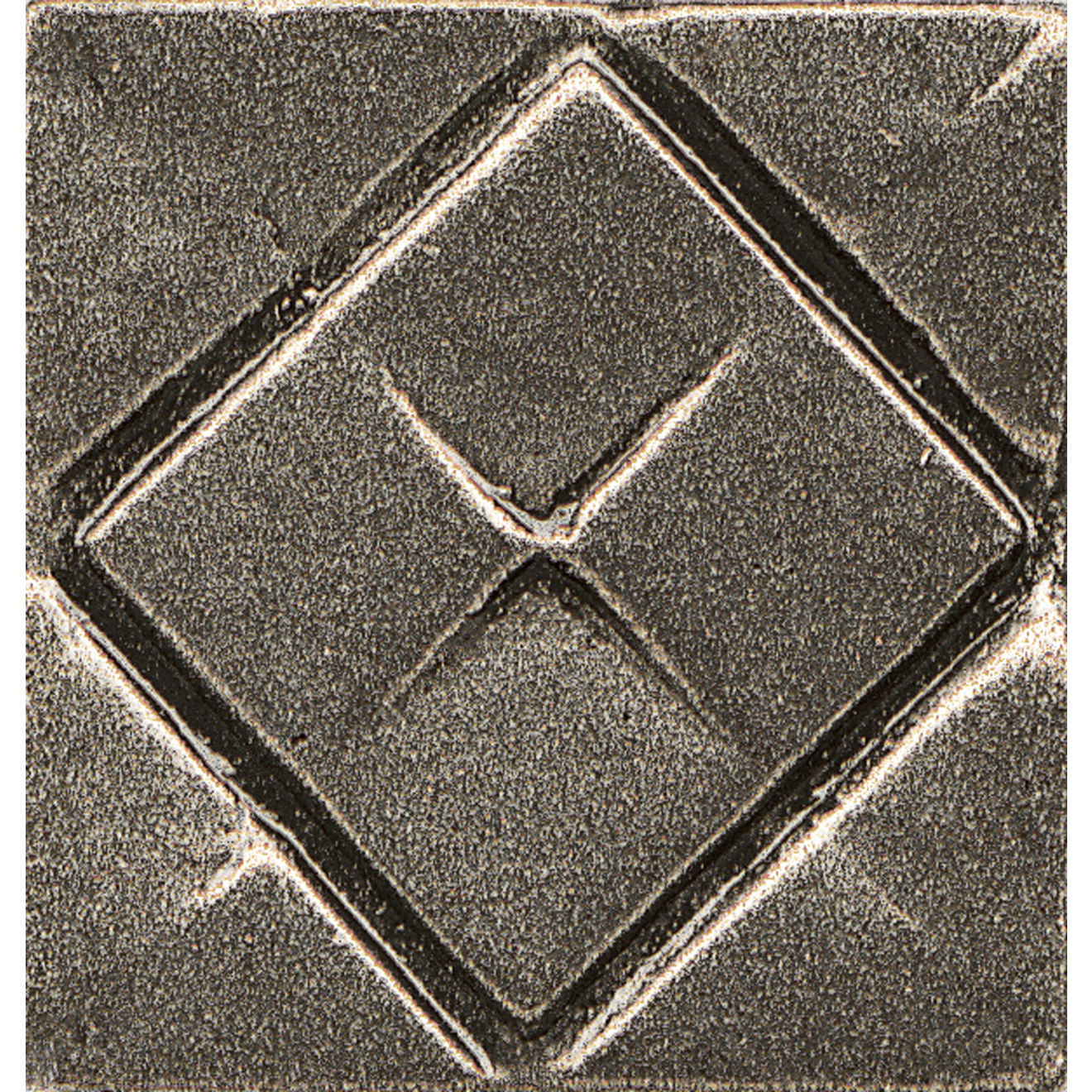 """Ambiance 1"""" x 1"""" Trim in Brushed Nickel"""