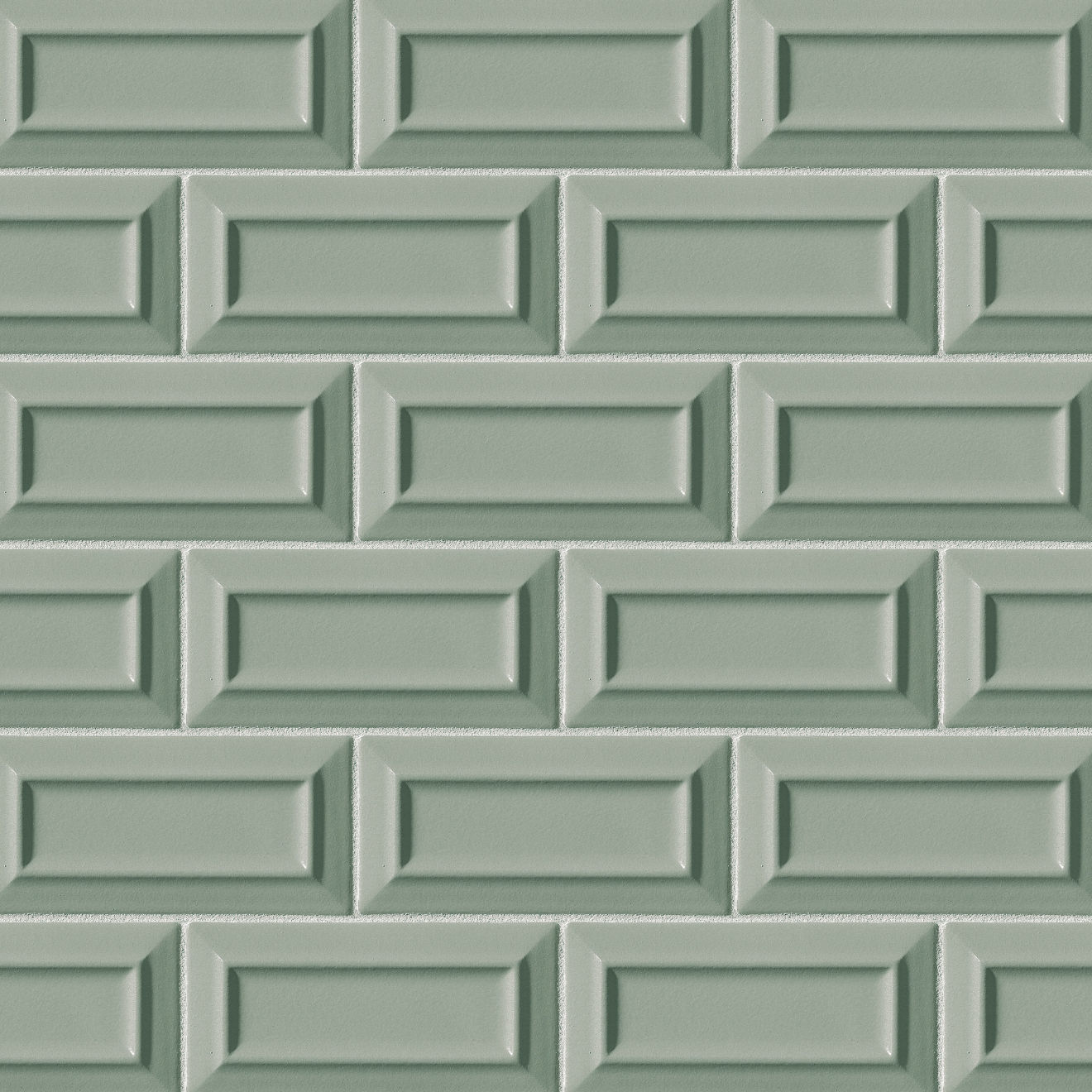 "Costa Allegra 3"" x 6"" Decorative Tile in Gulf"