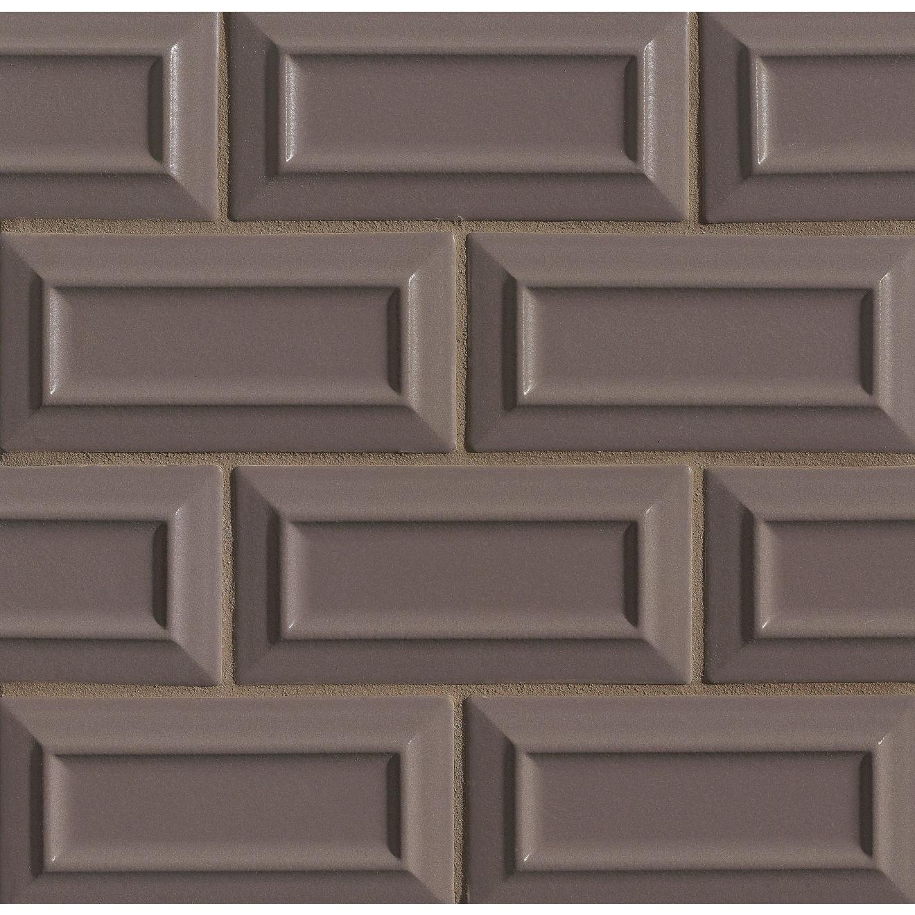 "Costa Allegra 3"" x 6"" Decorative Tile in Timber"