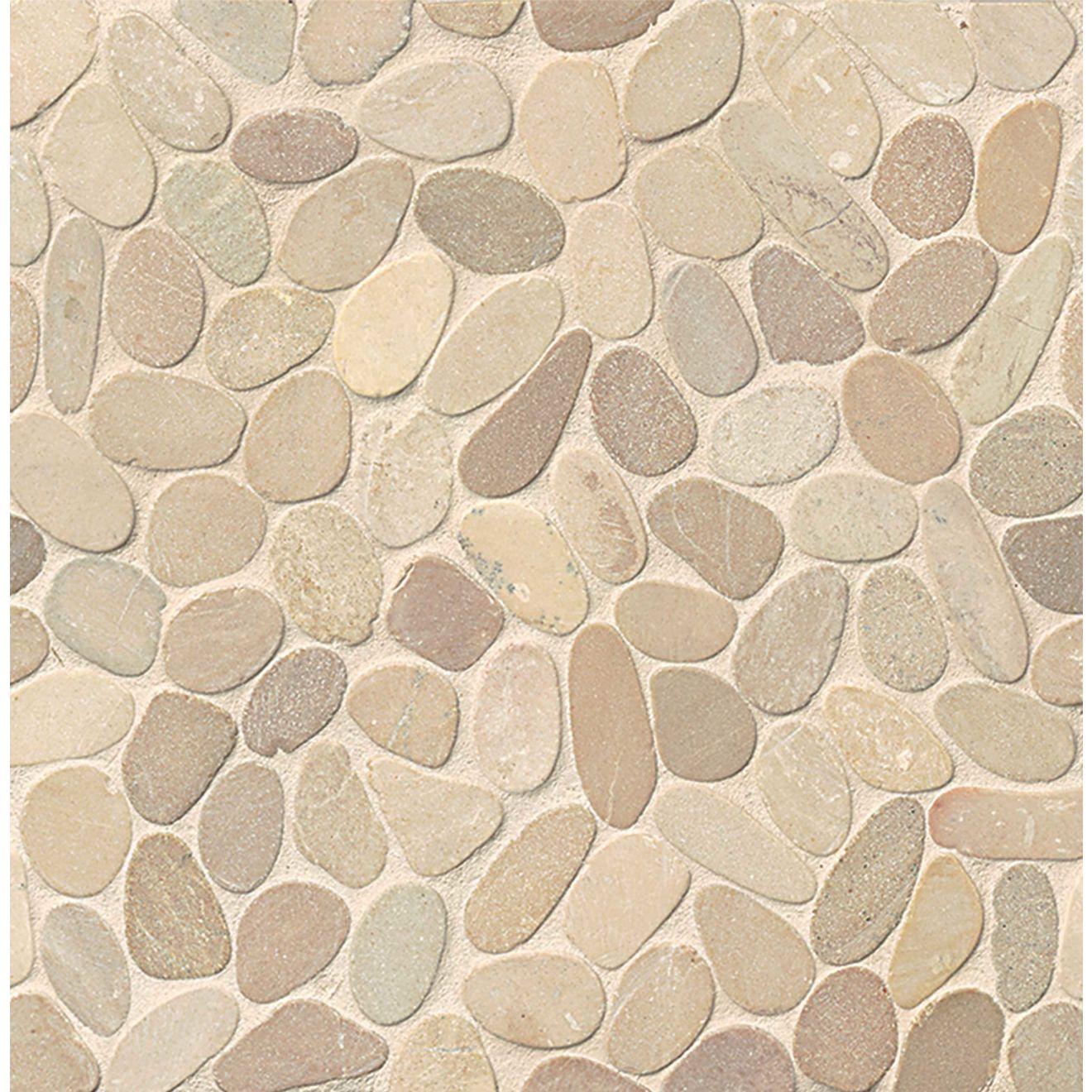 Hemisphere Floor & Wall Mosaic in Antigua