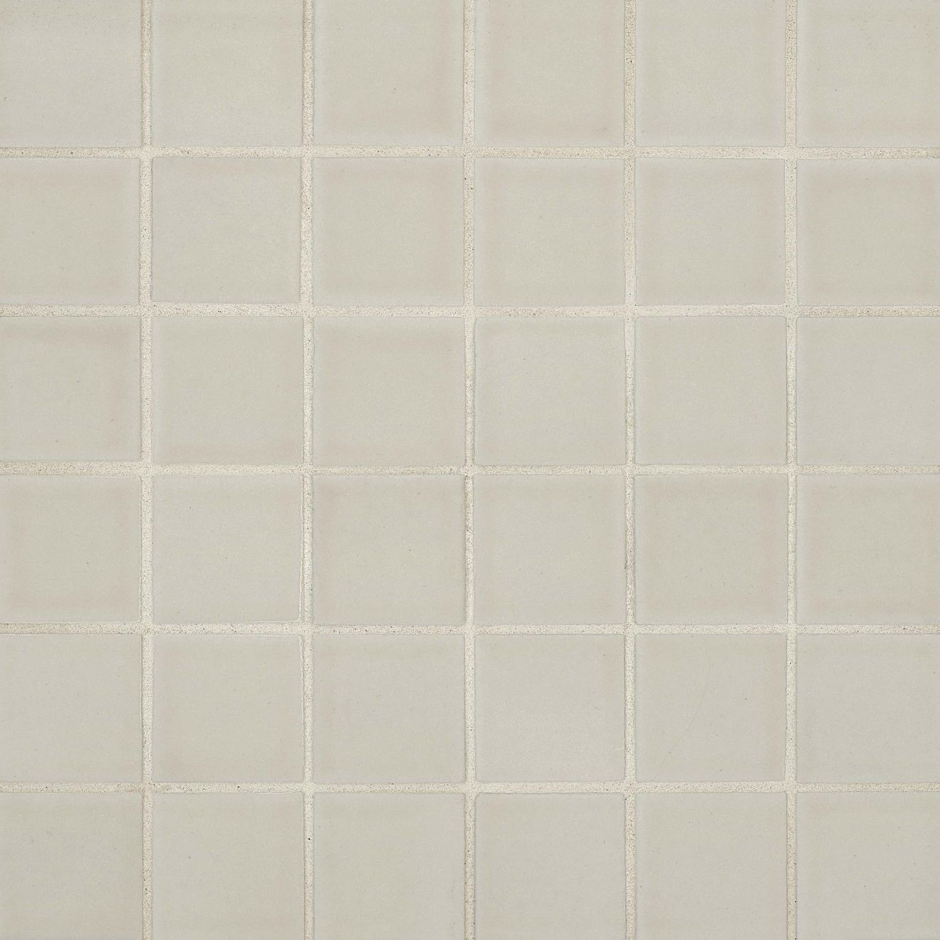 "True 2"" x 2"" Floor & Wall Mosaic in Canvas"