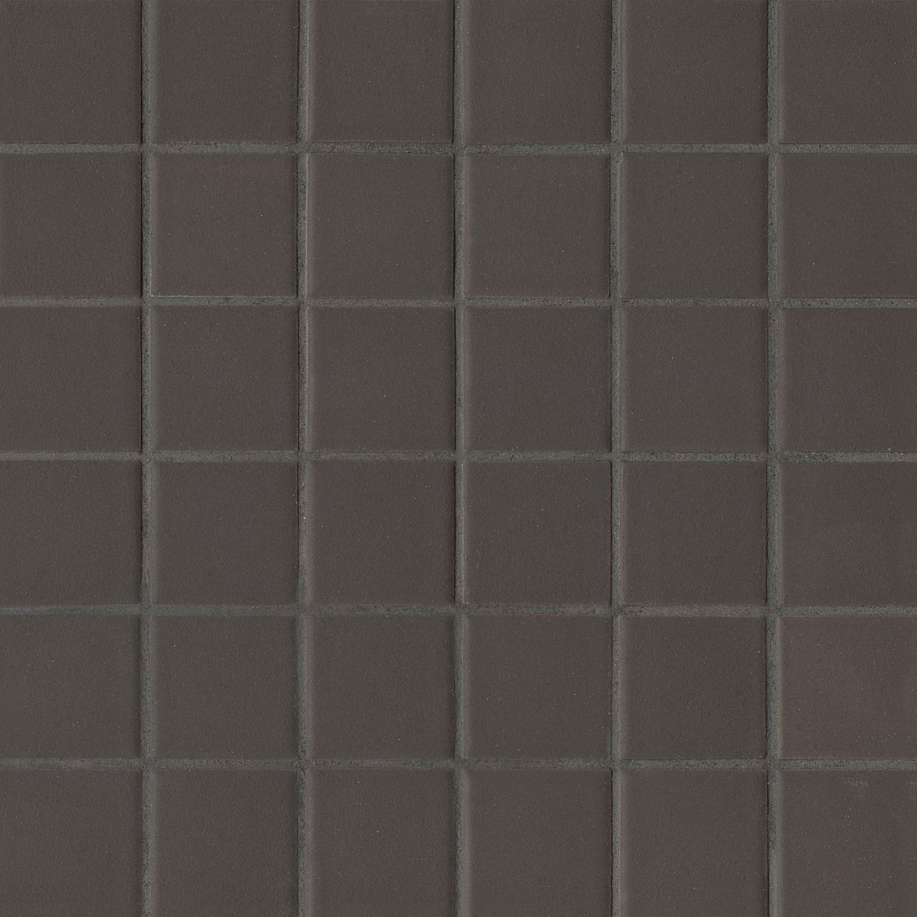 "True 2"" x 2"" Floor & Wall Mosaic in Metallic"