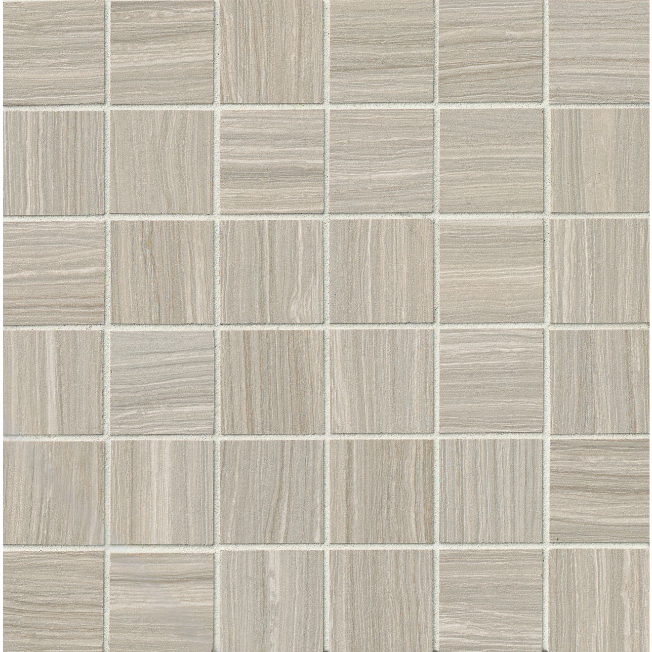 "Matrix 2"" x 2"" Floor & Wall Mosaic in Azul"