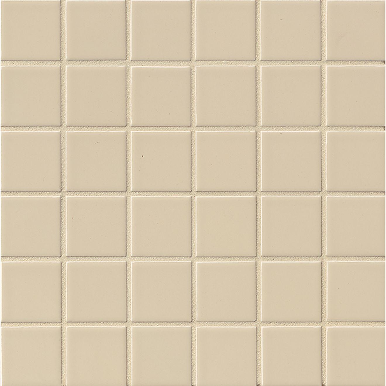 Elements Floor & Wall Mosaic in Biscuit