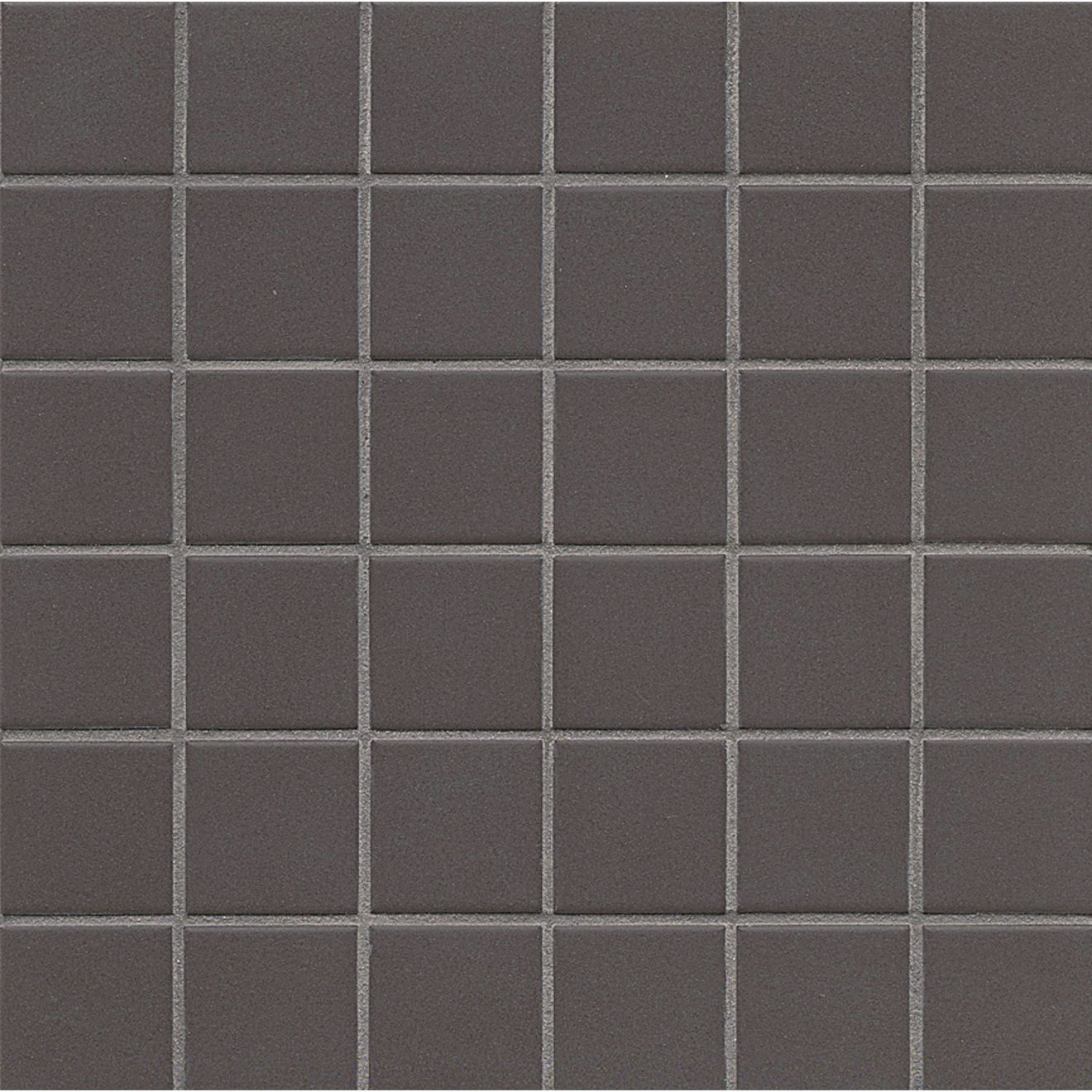 Elements Unglazed Mosaic in Black